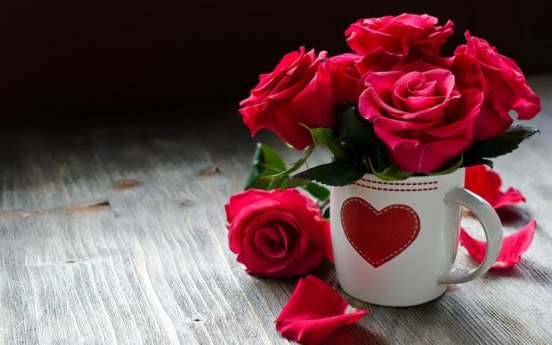 بالصور عبارات عن الورد , خواطر رقيقه فى حب الورد 713 2
