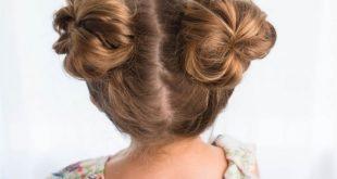 صوره تسريحات شعر للاطفال , ارق التسريحات البسيطه جدا لاطفال الصغار