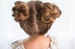صورة تسريحات شعر للاطفال , ارق التسريحات البسيطه جدا لاطفال الصغار