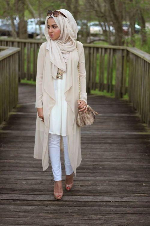 بالصور موضة صيف 2019 للمحجبات , كوليكشن رائع لجميع ملابس المحجبات على الموضه 775 9