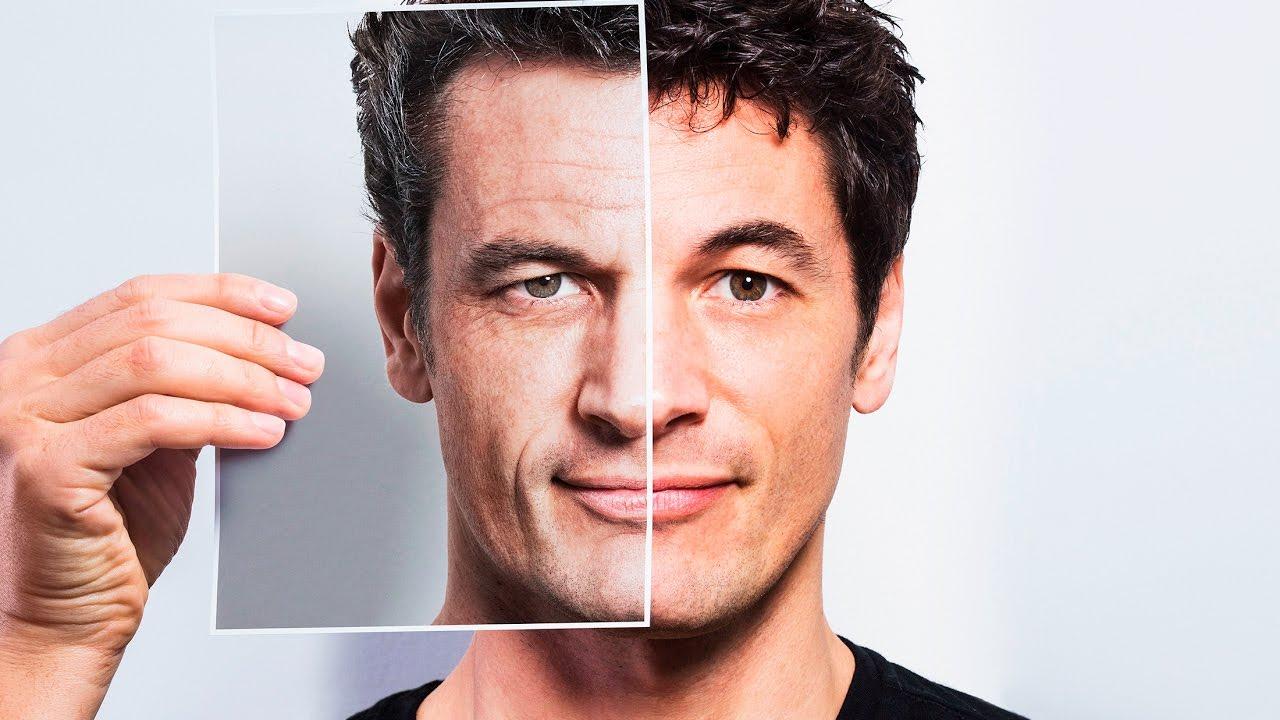 بالصور علاج نحافة الوجه عند الرجال , طرق علاج نحافة وجه الرجال 3763 1