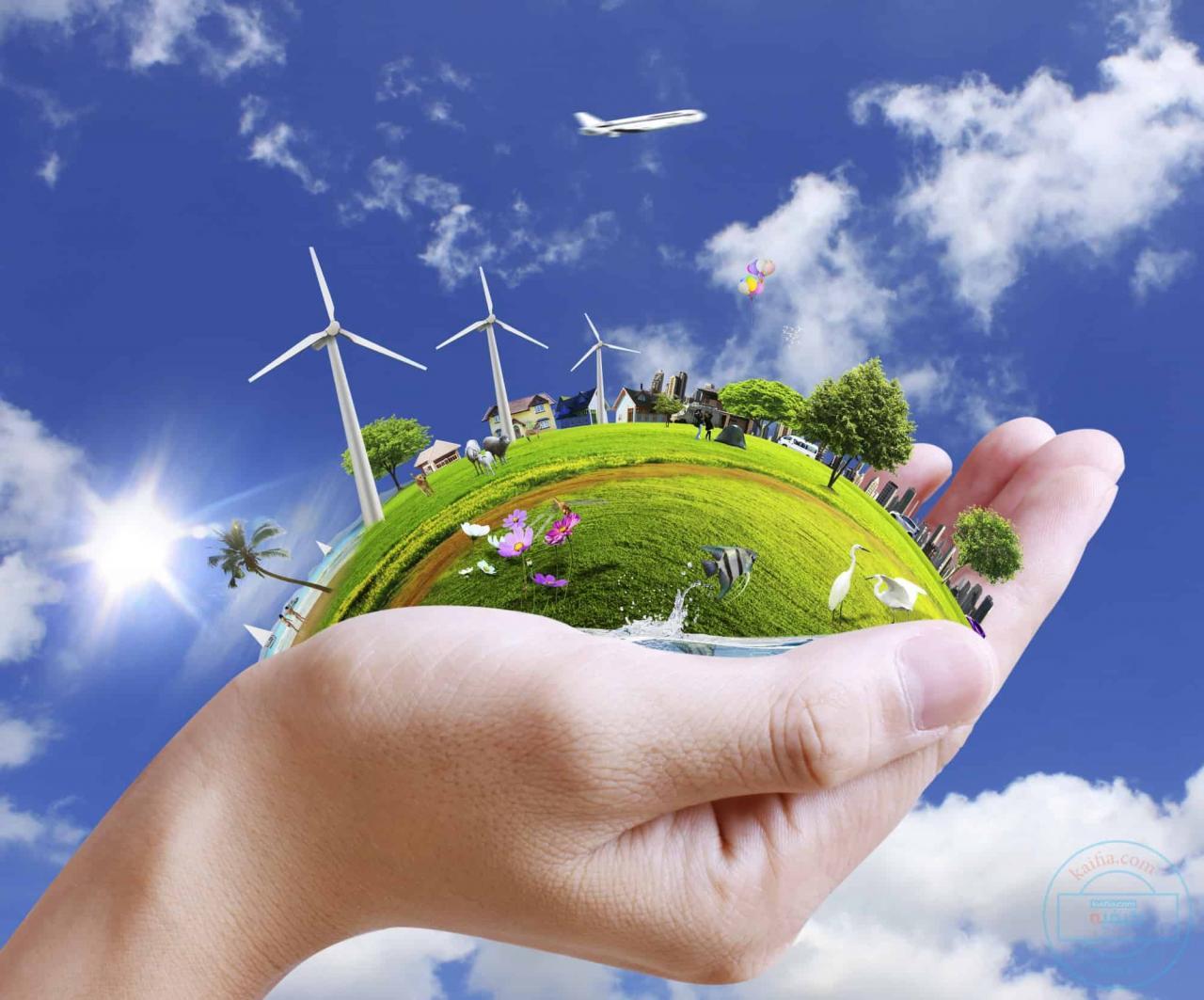 صورة بحث حول تلوث البيئة , القضاء على تلوث البيئة