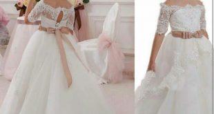 بالصور فساتين بنات صغار للاعراس , اجمل ملابس للبنات 12569 12 310x165
