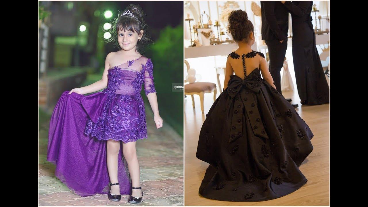 بالصور فساتين بنات صغار للاعراس , اجمل ملابس للبنات 12569 2