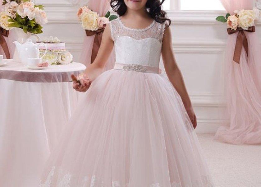 بالصور فساتين بنات صغار للاعراس , اجمل ملابس للبنات 12569 6