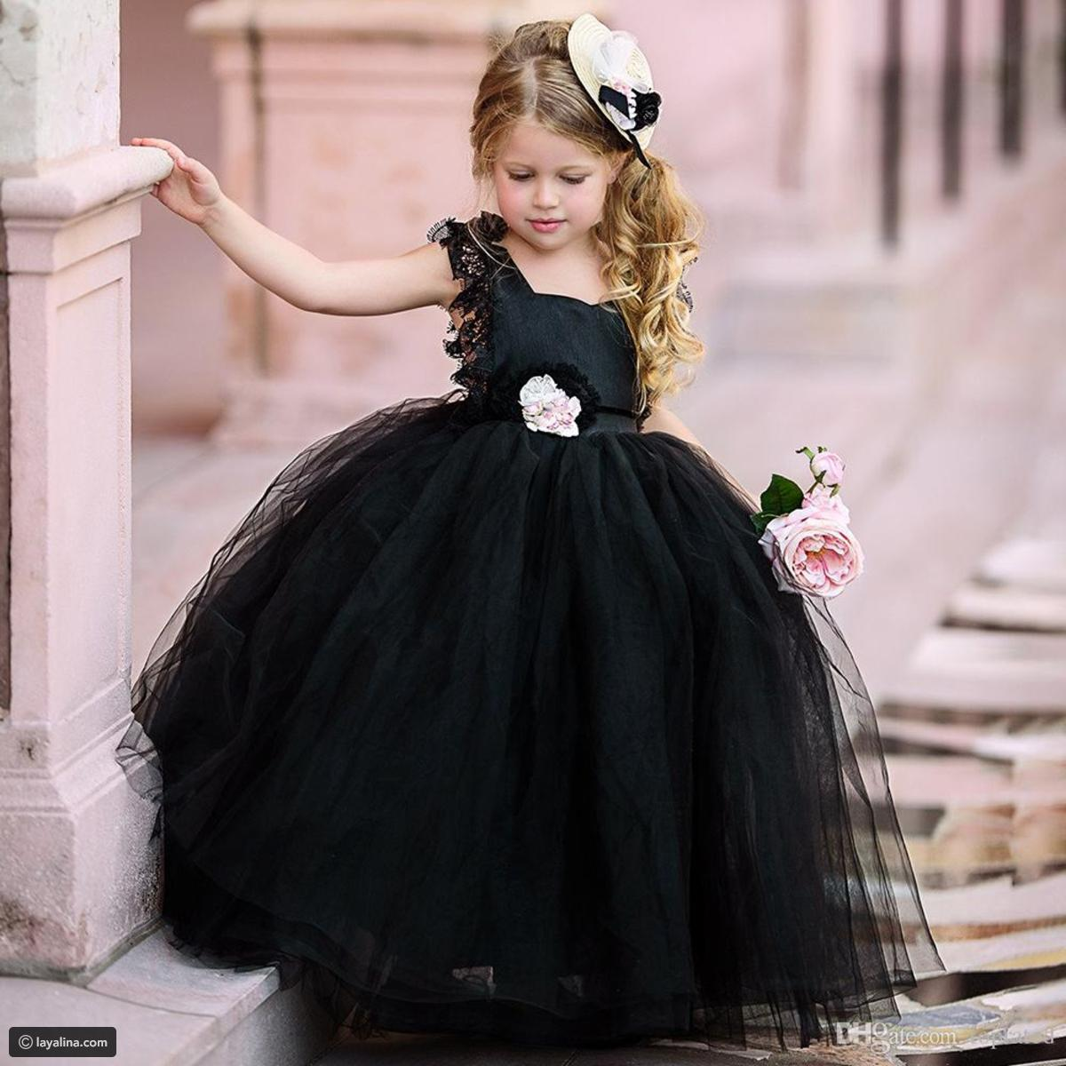 بالصور فساتين بنات صغار للاعراس , اجمل ملابس للبنات 12569 9
