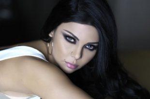 صورة مكياج هيفا وهبي , اجمل مكياج عيون