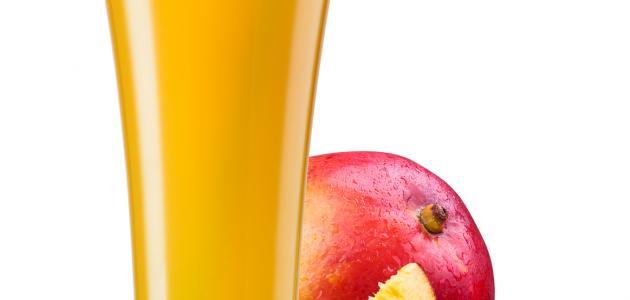 بالصور صور لعصير المانجو , طريقة تحضير عصير المانجو الفرش 12688 1