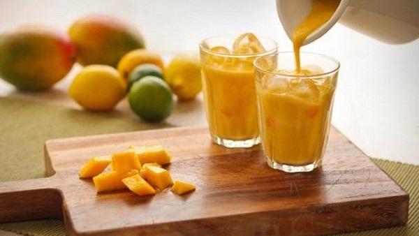 بالصور صور لعصير المانجو , طريقة تحضير عصير المانجو الفرش 12688 11