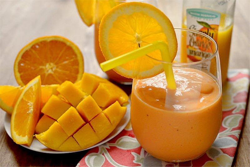 بالصور صور لعصير المانجو , طريقة تحضير عصير المانجو الفرش 12688 7
