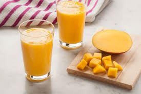 بالصور صور لعصير المانجو , طريقة تحضير عصير المانجو الفرش