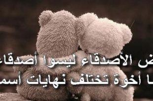 بالصور كلمات عن الاصدقاء , اجمل عبارات الصداقة 12704 10 310x205