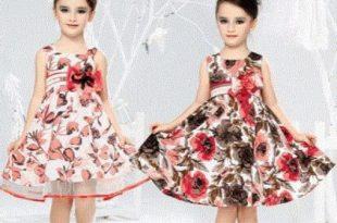 صور اجمل ملابس بنات اطفال , احدث تصاميم شيك للاطفال