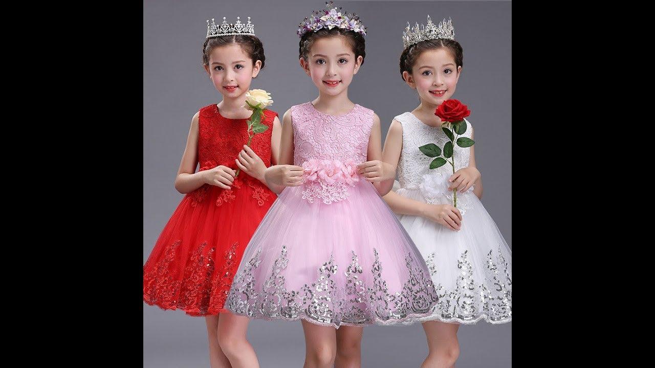 بالصور اجمل ملابس بنات اطفال , احدث تصاميم شيك للاطفال 12714 5