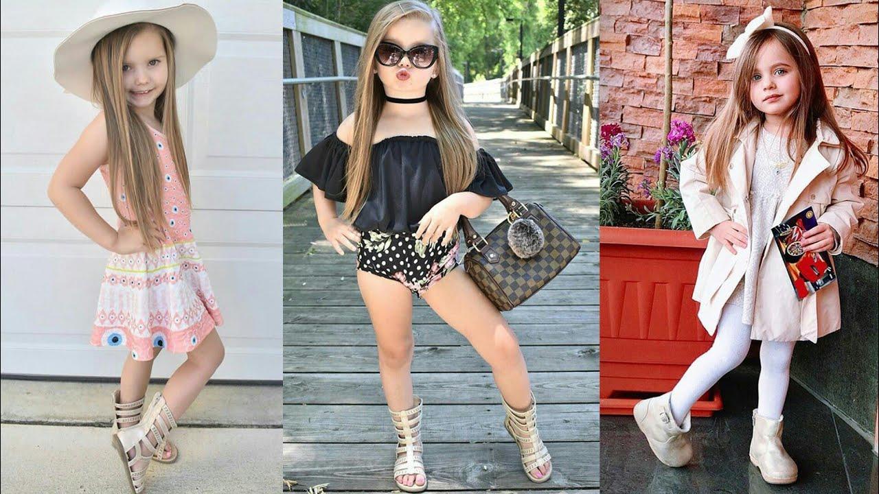 بالصور اجمل ملابس بنات اطفال , احدث تصاميم شيك للاطفال 12714 9