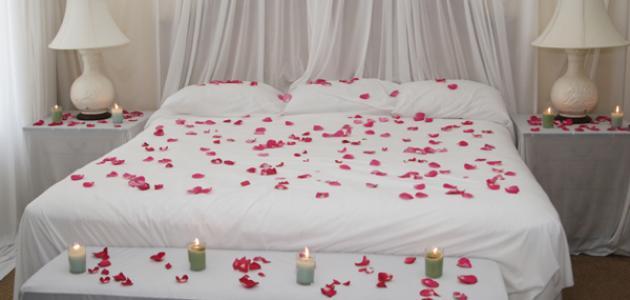 بالصور ليلة رومانسية في غرفة النوم , كيفية اعداد غرفة رومانسية 12788 10
