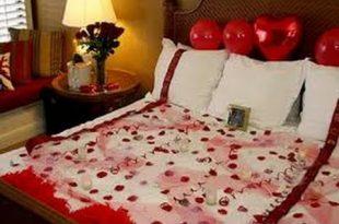 بالصور ليلة رومانسية في غرفة النوم , كيفية اعداد غرفة رومانسية 12788 11 310x205