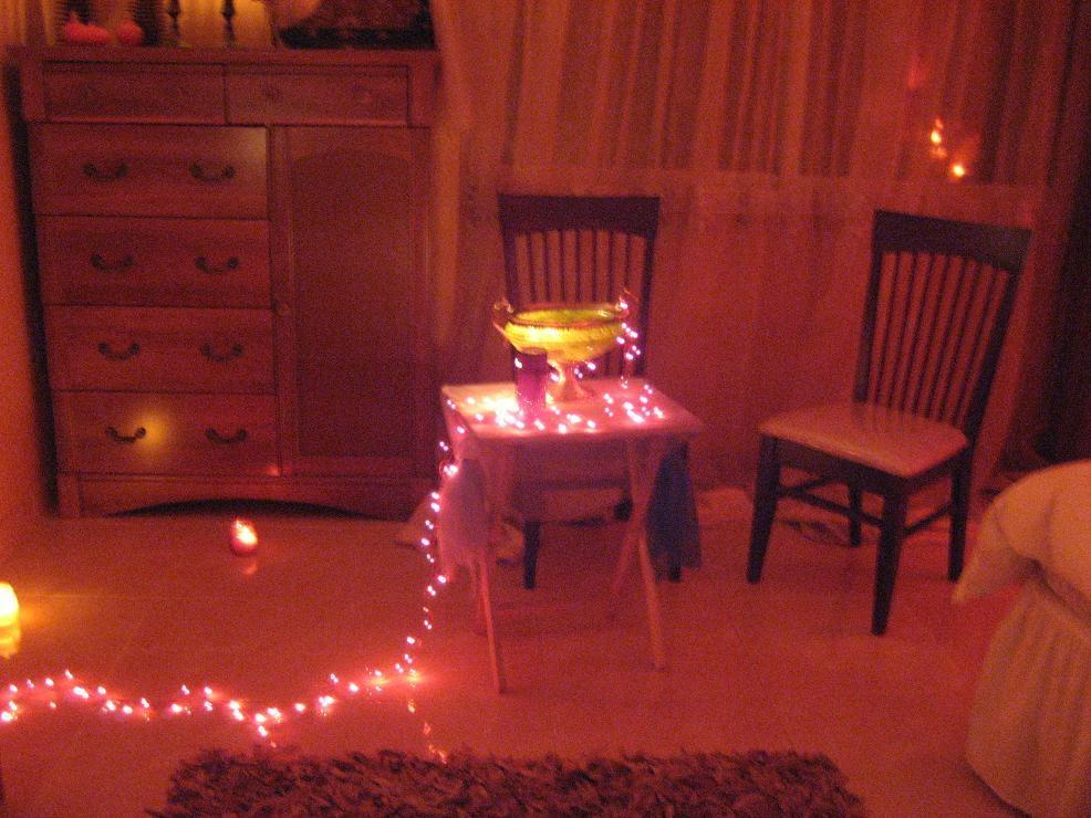 بالصور ليلة رومانسية في غرفة النوم , كيفية اعداد غرفة رومانسية 12788 4
