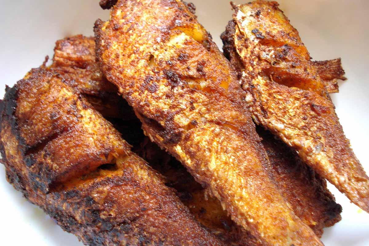 صور تفسير حلم اكل السمك المقلي للعزباء , حلم تناول السمك في المنام