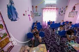 افكار لاستقبال اطفال الروضة , طريقة مختلفة لجذب الاطفال للحضانة - دلع ورد