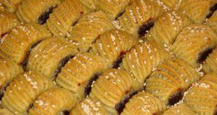 صورة حلويات معسلة ليبية , اجمل الحلوى الليبية