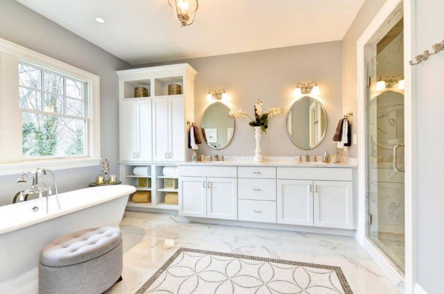 بالصور انواع الحمامات المنزلية بالصور , اشيك صور للحمات المنزلية 12844 4