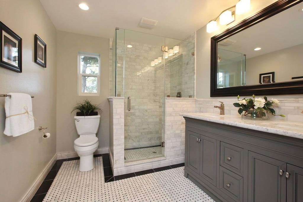 بالصور انواع الحمامات المنزلية بالصور , اشيك صور للحمات المنزلية 12844 5
