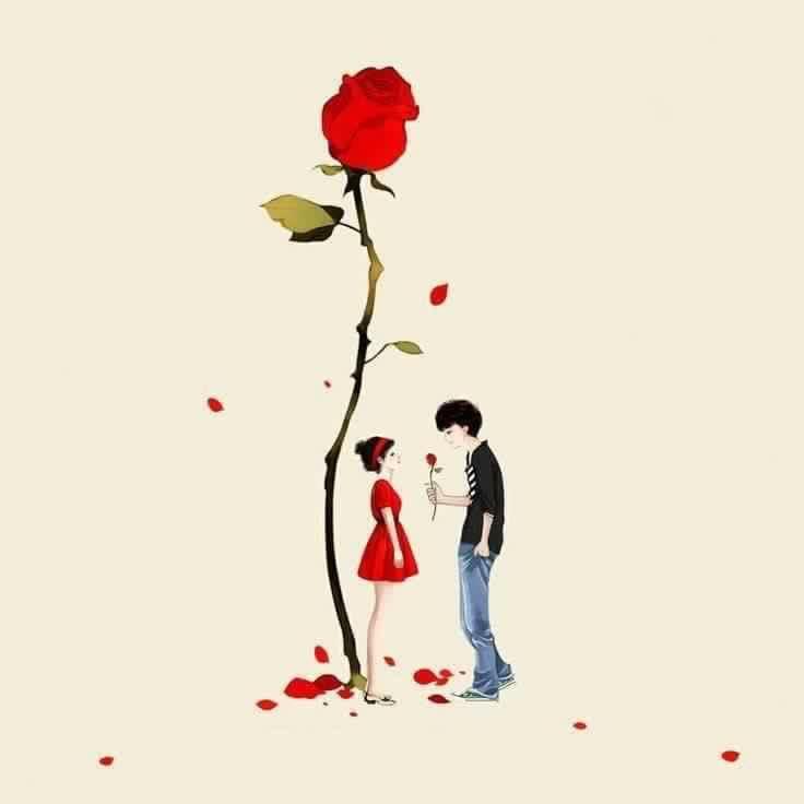 صورة كلام حب جنوني , ارق كلمات الحب 12899 8