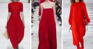صور تنسيق اللون الاحمر في الملابس , كيفية تنسيق الملابس