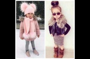 صور لبس شتوي اطفال , اجمل لبس شتوي للاطفال