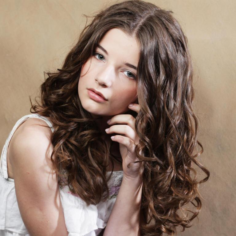 بالصور شعر كيرلي طبيعي , اجمل قصات الشعر 12917 6
