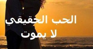 بالصور الحب الحقيقي لا يموت الحب الحقيقي يبقى حتى النهاية , اجمل حب صادق 12931 14 310x165