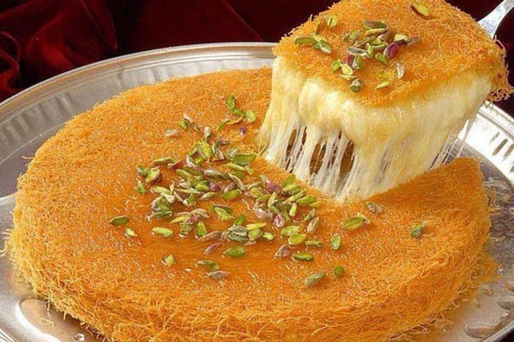 صورة اكلات رمضان حلويات , طريقة عمل حلويات رمضان