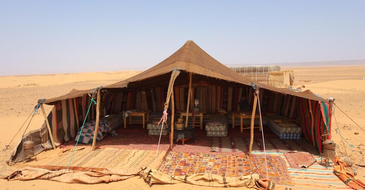 صورة تفسير حلم الخيمه للمتزوجه , معنى حلم الخيمة