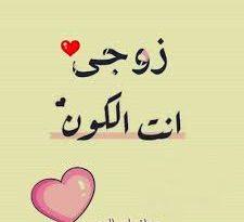 بالصور كلمات في حب الزوج , حب الزوجة للزوج 3663 3 225x205