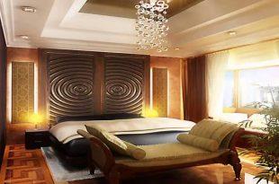صور ديكورات غرف النوم الرئيسية , متع نظرك باحلى ديكورات لغرف النوم