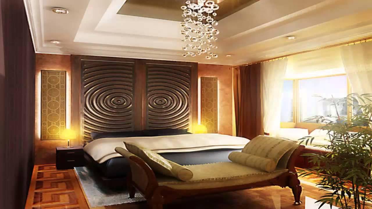 صورة ديكورات غرف النوم الرئيسية , متع نظرك باحلى ديكورات لغرف النوم