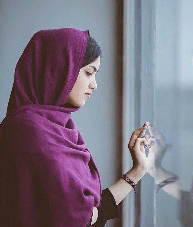 صورة صور بنات محجبات حزينه , صور حزينة ولكن جميلة للمحجبات 5355 4