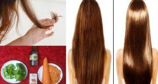 صورة علاج تقصف الشعر , افضل علاج للشعر المتقصف