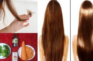 صور علاج تقصف الشعر , افضل علاج للشعر المتقصف