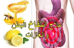 صور علاج الانتفاخ , التخلص من الانتفاخ بمنتج طبيعى