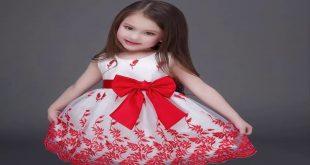 صورة فساتين بناتي , احلى فستان بناتى يهبل