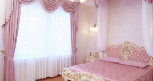 صورة ستائر غرف نوم , كملى غرفه نومك باحلى ستارة