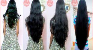 صورة كيفية تطويل الشعر , خلطه سحريه لشعر طويل مثالى