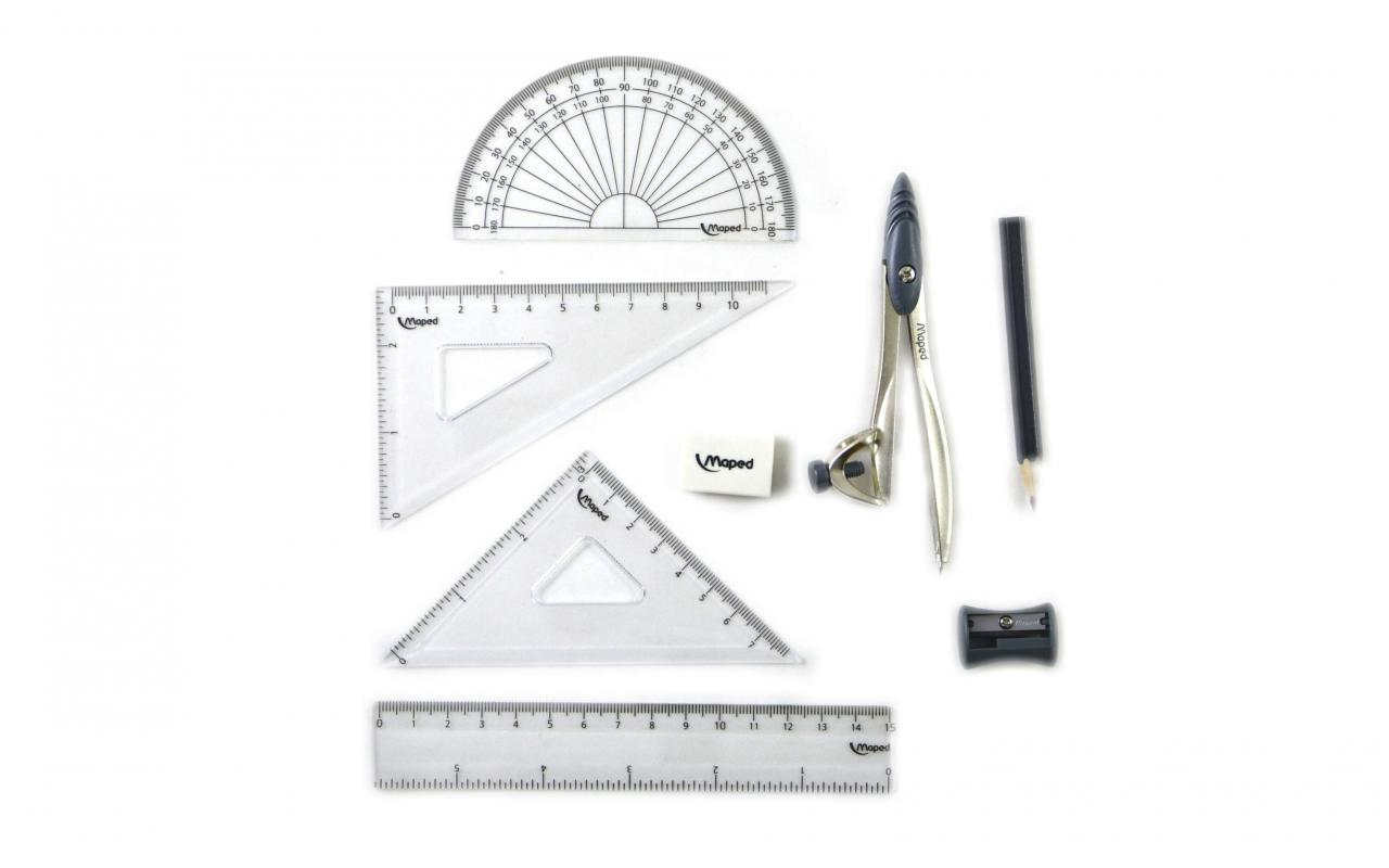 صورة ادوات هندسية , مستلزمات هندسية