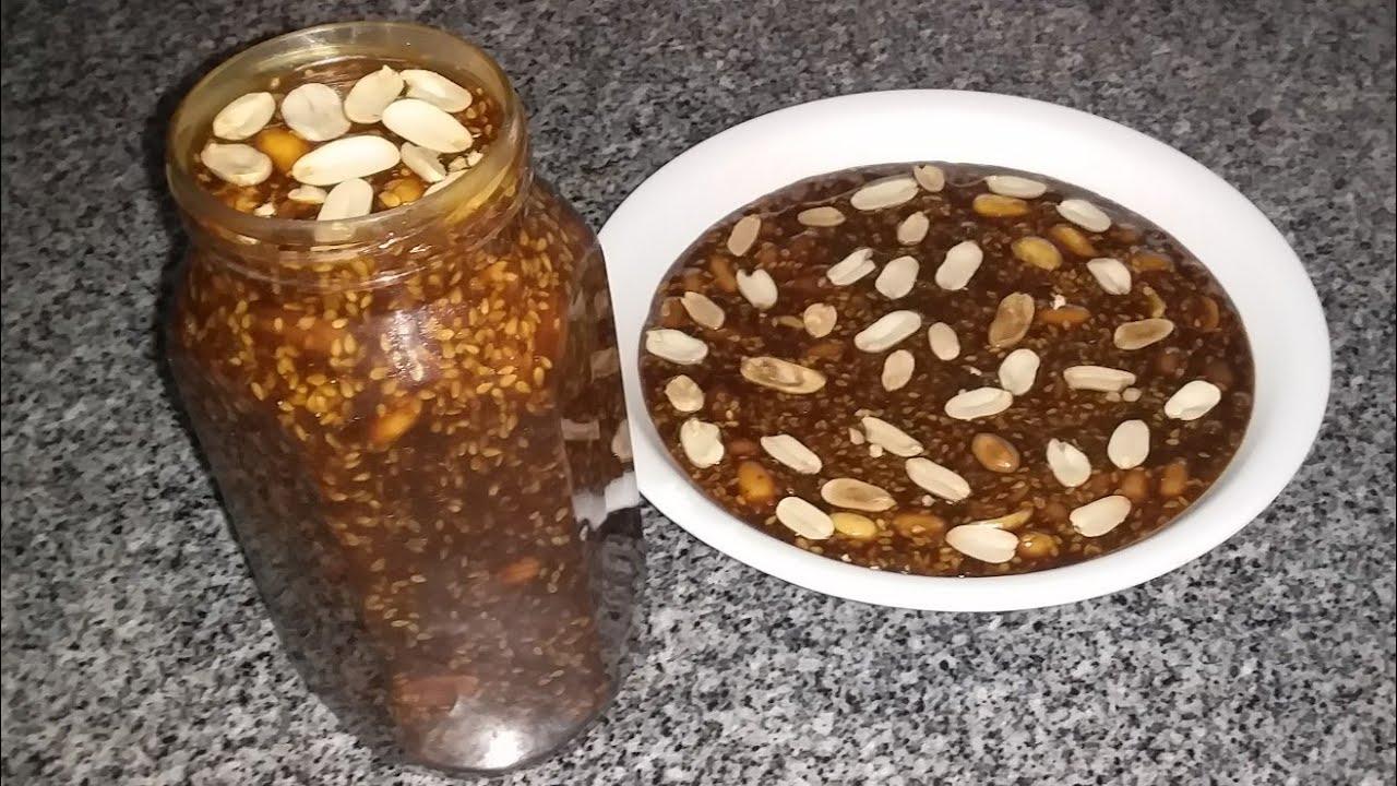 صورة طريقة عمل المفتقة , احلى اكله مصريه للشتاء