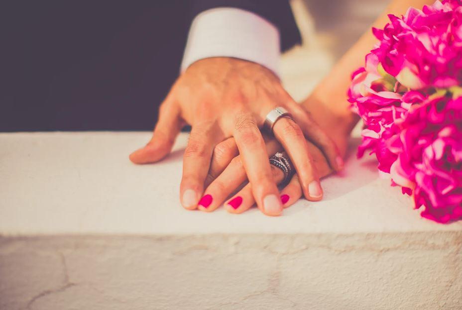 صورة بطاقة تهنئة زواج 5727 7