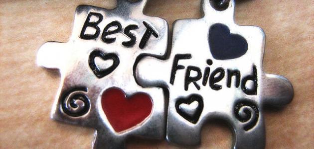 صورة مثل عن الصداقة , الصديق قبل الطريق 12042 6