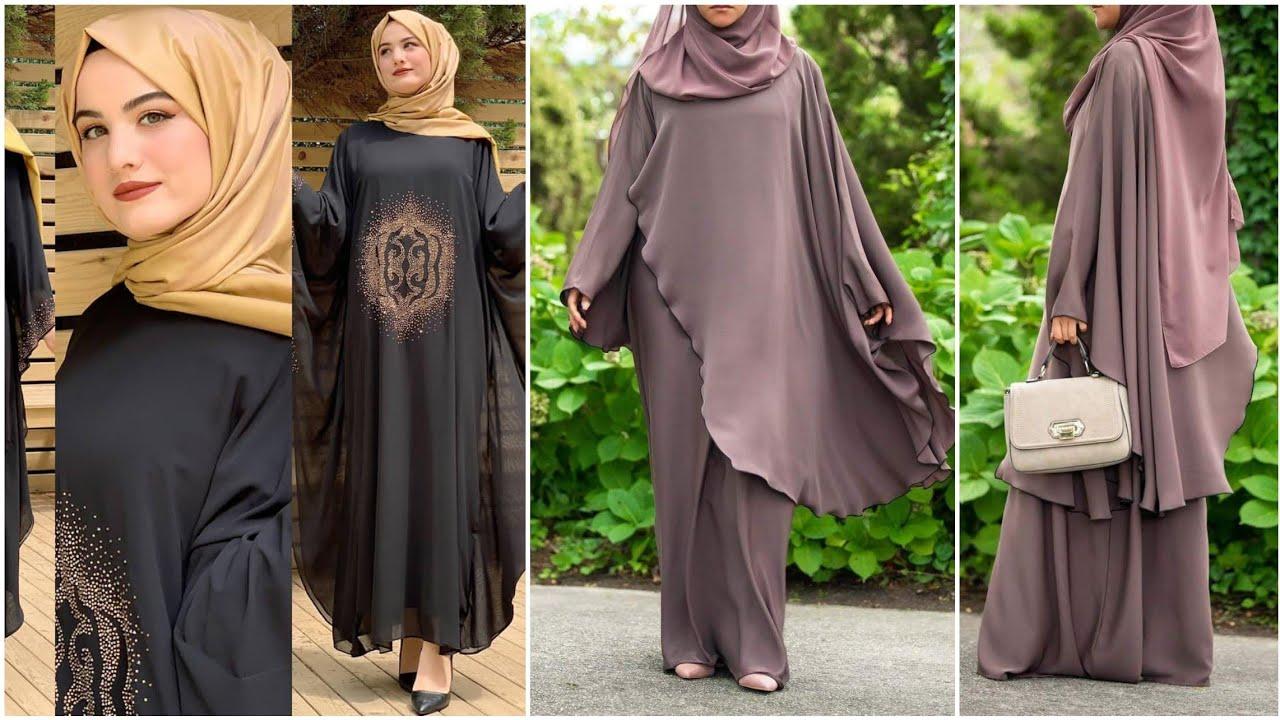 صورة لباس حجاب تركي , للحجاب التركي فخامته 12126 2