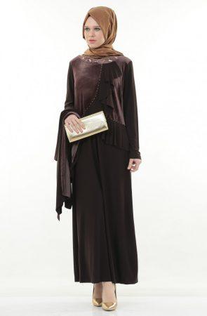 صورة لباس حجاب تركي , للحجاب التركي فخامته 12126 4